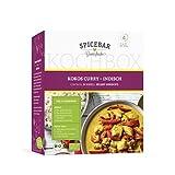 Spicebar Kochbox 'Indisches Kokoscurry' bio
