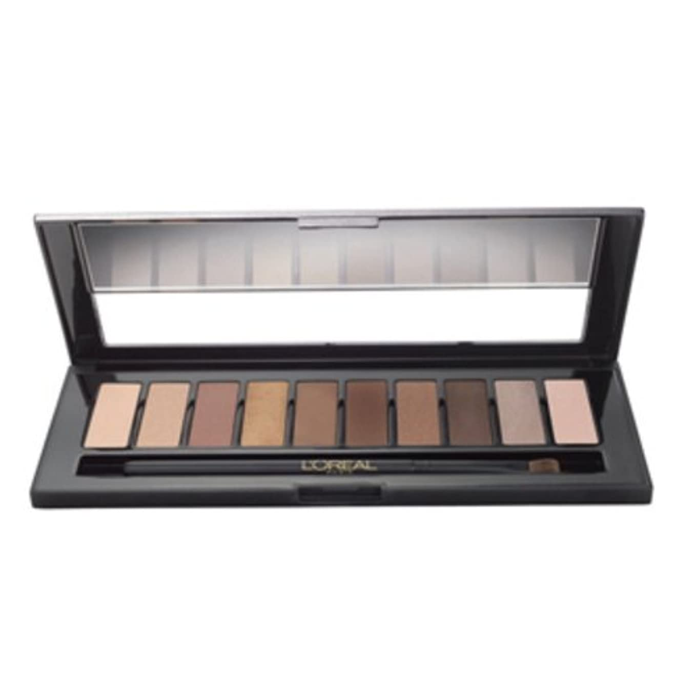 味露運河(3 Pack) L'OREAL Colour Riche La Palette - Nude (並行輸入品)