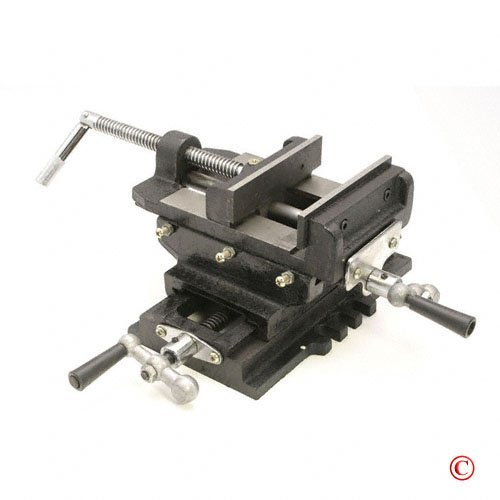 Find Discount 5 Cross Slide Drill Press Vise Metal Milling Machine