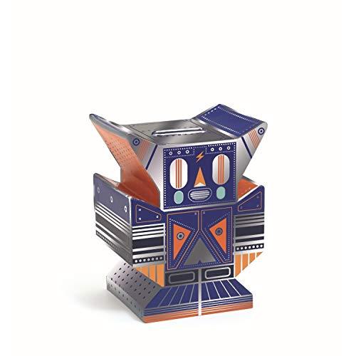 Djeco 6.3 Spardose Roboter