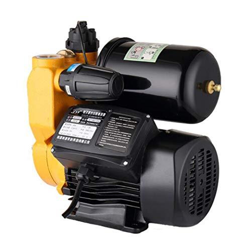 Elektrische pomp op zonne-energie voor het huishouden geluidsarme, zelfaanzuigende pomp, die een goede drukverhogende pomp- en leidingwatertoren pomppomppomp. 1500W geel