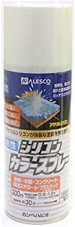 カンペハピオ 水性シリコンカラーSP つや消ホワイト 300ML