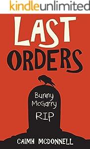 Last Orders (The Dublin Trilogy Book 4)