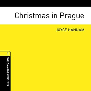 Christmas in Prague audiobook cover art