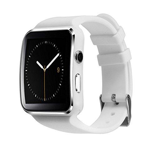 Aubess Smart Watch Sport Passometer X6 Soporte Tarjeta