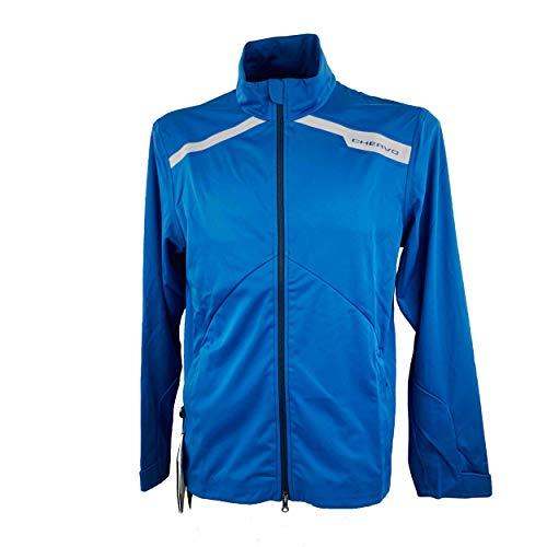 CHERVÒ Golf Herren Regenjacke Softshell Monder blau 569 Gr.50 neu