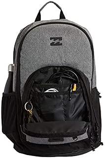 Billabong Men's Command Backpack Grey One Size