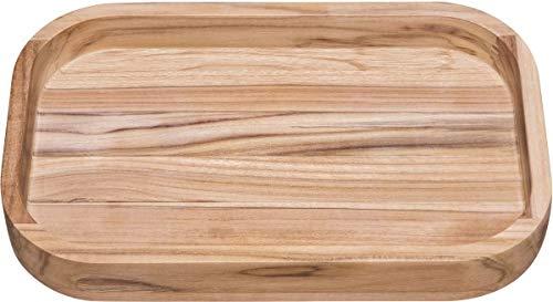 Tramontina 13334/352 houten schaal teakhout, natuur