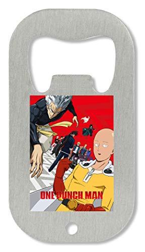 One Punch Man Anime Artwork flesopener