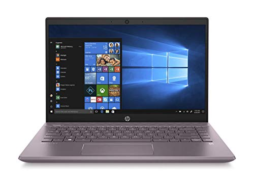 HP Pavilion 14 Inch FHD Laptop 14-ce3015na - Intel Core i3-1005G1 , 8GB Ram , 256GB SSD , B&O Audio , Win 10