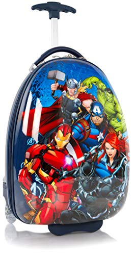 Heys America Marvel Avengers Boy's 18' Rolling Carry On Luggage