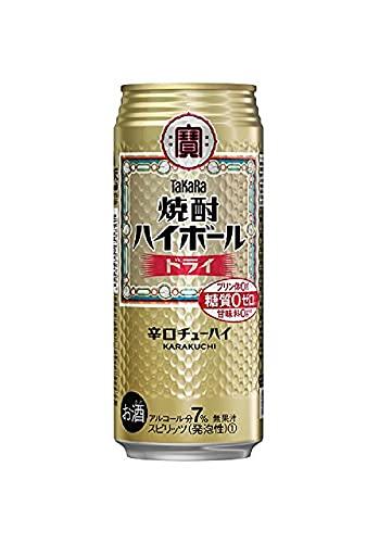焼酎ハイボール ドライ [ チューハイ 500mlx24本 ]