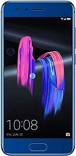 Honor 9 Dual Sim- 64GB, 4GB RAM, 4G LTE, Sapphire Blue