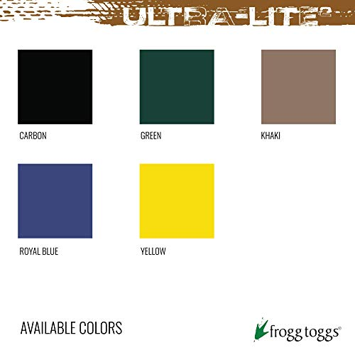 Frogg Toggs 404037-SSI Frogg Toggs Ultra Lite Rain Suit Blue XXLarge UL12104-12XX - multi, N/A