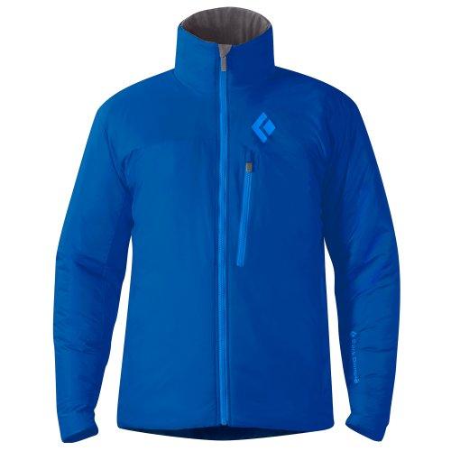 Black Diamond Stance Belay Jacket, Mens, Salton, XL