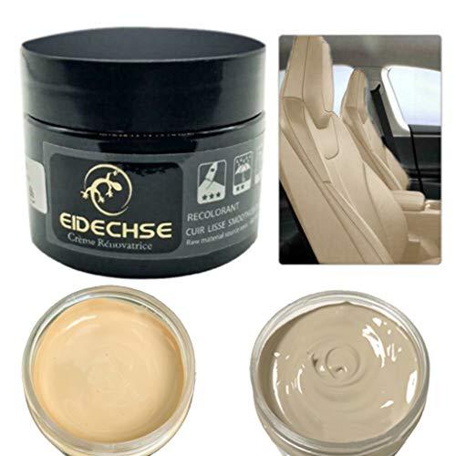 Leather Restoration Cream, Tuscom Leather Vinyl Repair Kit...