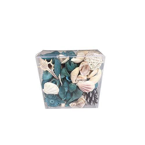 Materias primas Wuluwalanatural SHELLMS Wholesale Planta teñida de flores secas tipo marino Cáscara desodorante Aromaterapia Flores secas
