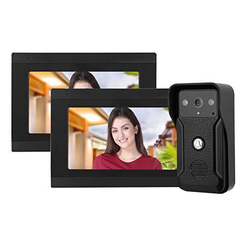 Desbloqueo, grabación de video, timbre de video HD, para seguridad en el hogar Tarjeta de 32G TF(European regulations)