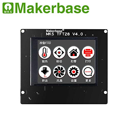 MKS TFT28 V4.0 Smart Controller Display 2.8 Zoll Touchscreen