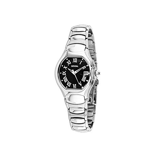 Jovial Women's Classic - Black - Quartz Watch