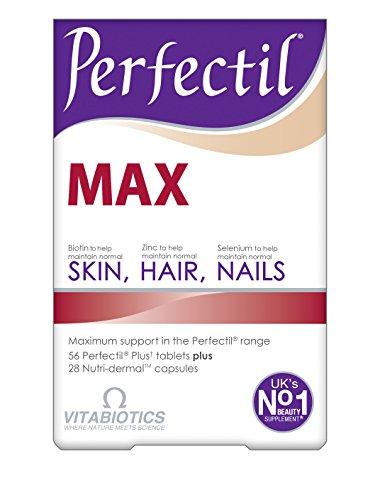 Vitabiotics Perfectil Max 84 Tablets