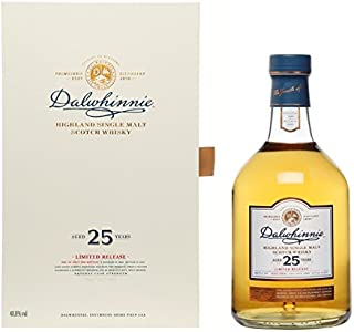 Dalwhinnie 25 Years 2015/1989 Scotch Single Malt Whisky 48,8% 0,7l Flasche