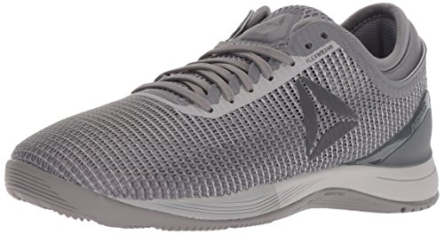 Reebok Women's Crossfit Nano 8.0 Flexweave Workout Joggers, shark/tin grey/ash grey/d, 5 M US