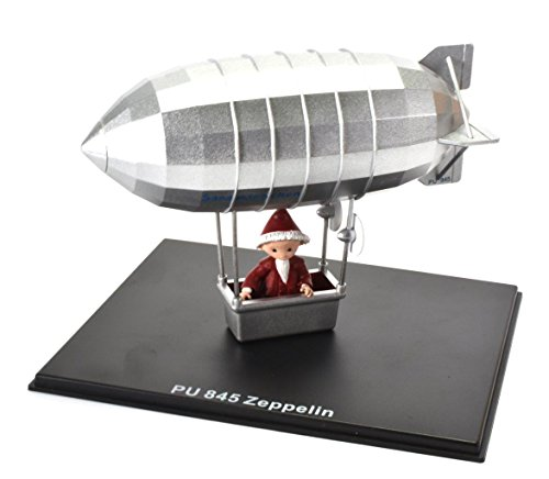 Atlas Sandmännchen Traummobile PU 845 Zeppelin DDR Ostalgie 23672