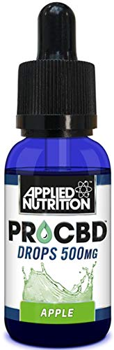 Applied Nutrition Pro CBD Drops, 500mg...