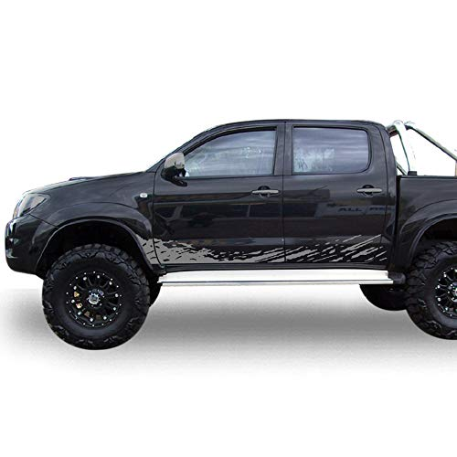 toyota hilux stickers - 4