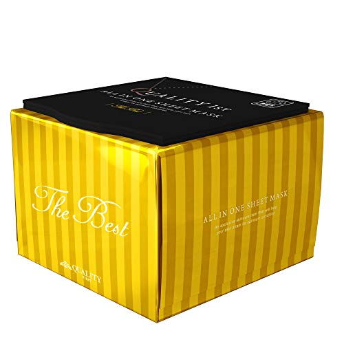 クオリティファースト(Quality 1st) オールインワンシートマスク ザ・ベストEX (30枚) BOX 単品