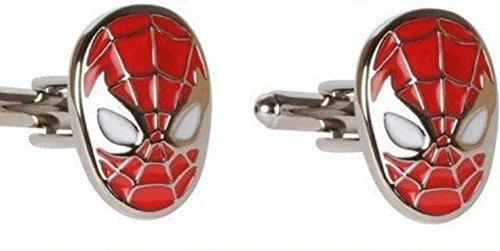 Manschettenknöpfe Spiderman