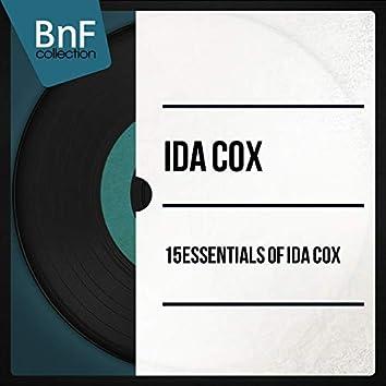 15 Essentials of Ida Cox (Mono Version)