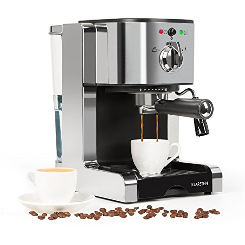Photo de klarstein-passionata-20-machine-a-espresso