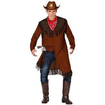 Atosa - Disfraz de vaquero para hombre, talla M/L (18326): Amazon ...