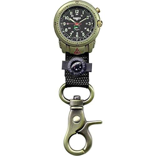 『Dakota ダコタ Phase II Carabiner Watch 3063-8 [並行輸入品]』のトップ画像