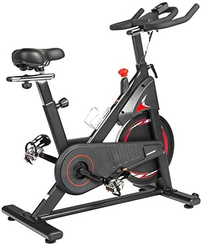 ADVENOR Magnetic Resistance Exercise Bike Indoor Stationary Bikes for Home Workout Quiet Belt product image