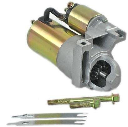 NEW SBC BBC CHEVY 3HP HIGH TORQUE MINI STARTER FOR 327 350 400 COMPATIBLE WITH 153 TOOTH FLYWHEEL