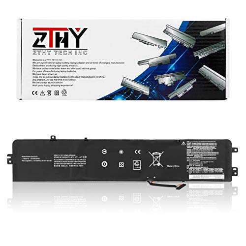 ZTHY New L14M3P24 Battery Replacement for Lenovo IdeaPad Xiaoxin 700 700-15ISK 700-17ISK Y700-14ISK R720-15IKB Legion Y520-15IKBA Y520-15IKBM Y520-15IKBN Series L14S3P24 L16S3P24 L16M3P24 11.1V 45Wh