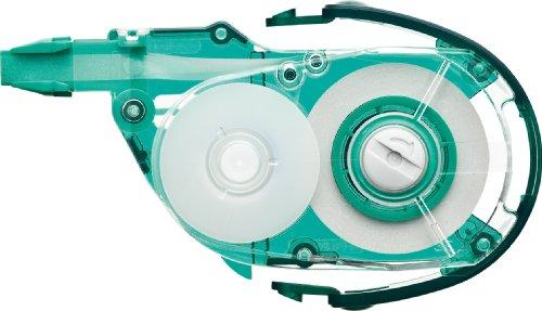 トンボ鉛筆 修正テープ モノYX用カートリッジYR4 4.2mm幅×12m 緑 CT−YR4 1セット(10個)