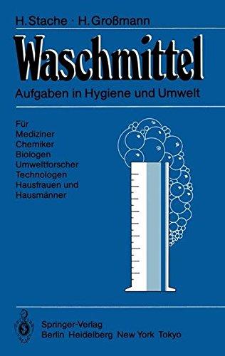 Waschmittel: Aufgaben in Hygiene und Umwelt