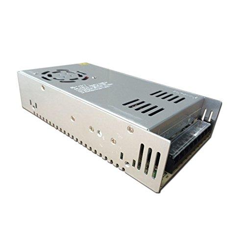 JoyNano 400W Fuente de alimentación de conmutación 5V 80A AC-DC Convertidor Transformador para CCTV Vigilancia Pantalla LED Automatización industrial Motor paso a paso y más [versión actualizada]