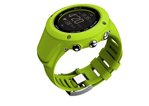 SUUNTO Ambit3 Run Running GPS Unit, Lime
