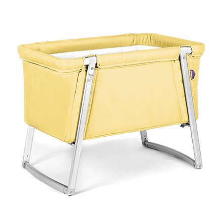 BabyHome Dream - Baby Bassinet | Multi-Use Portable Travel Cot/Crib - Orange