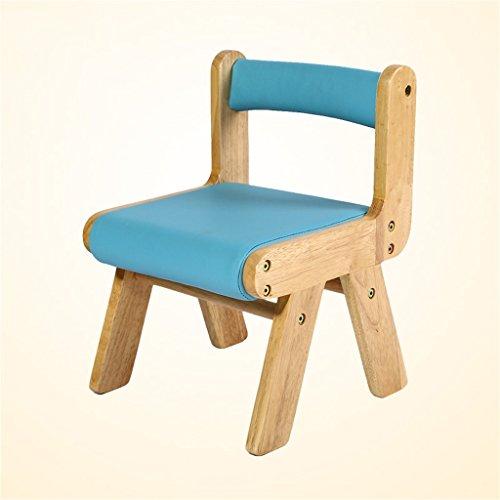 DYFYMX,Mode Hocker Massivholz Ersatz Schuh Hocker Hufeisen Test Schuhe Runde gepolsterte Hocker 4 Holzbeine gepolsterte Hocker Kinder Lernen Stuhl Sessel Möbel (Farbe : #5)