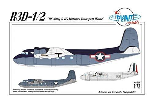 Planet Models plt256 – Modèle Kit R3D Bâche de 12 US Navy et US Marines transp