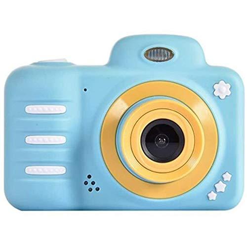 HengYue Kinderkamera Kinder Camcorder 2 4-Zoll-HD Real 800W Pixel Fotos Digitaler Videorecorder Kamera Lernspielzeug Geschenk,Blue-8G