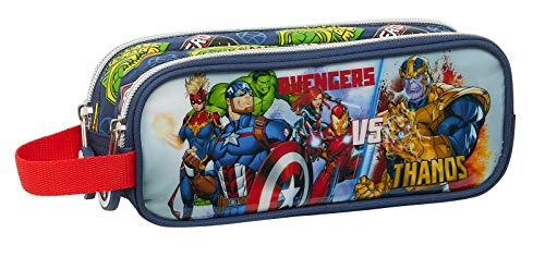 Safta Trousse double Avengers Heroes Vs Thanos, 210 x...