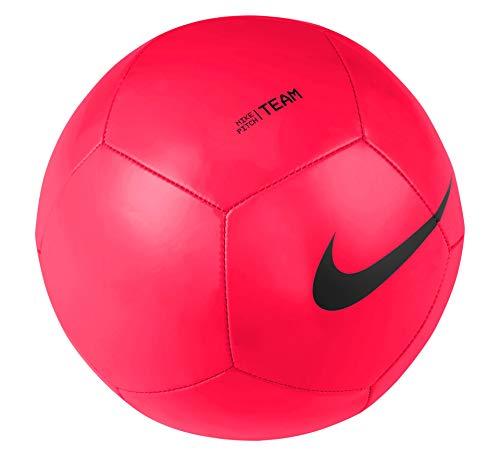 Nike Pitch Team Ball DH9796-100 - Balón de fútbol, Color Blanco y Negro