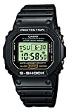 Casio G-SHOCK Orologio 20 BAR, Nero, Digitale, Uomo, DW-5600E-1VER